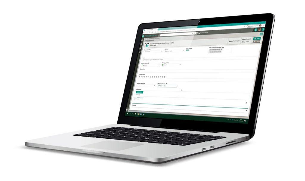 ITSM-Tool REALTECH Service Management